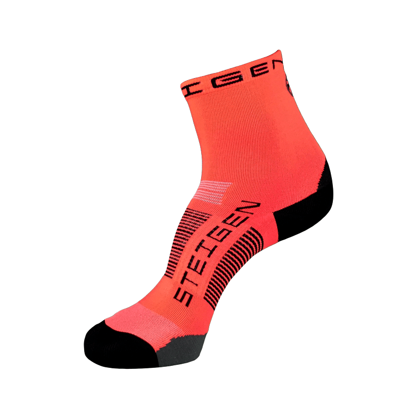 Steigen 1/2 Length Running Socks - Sole Motive