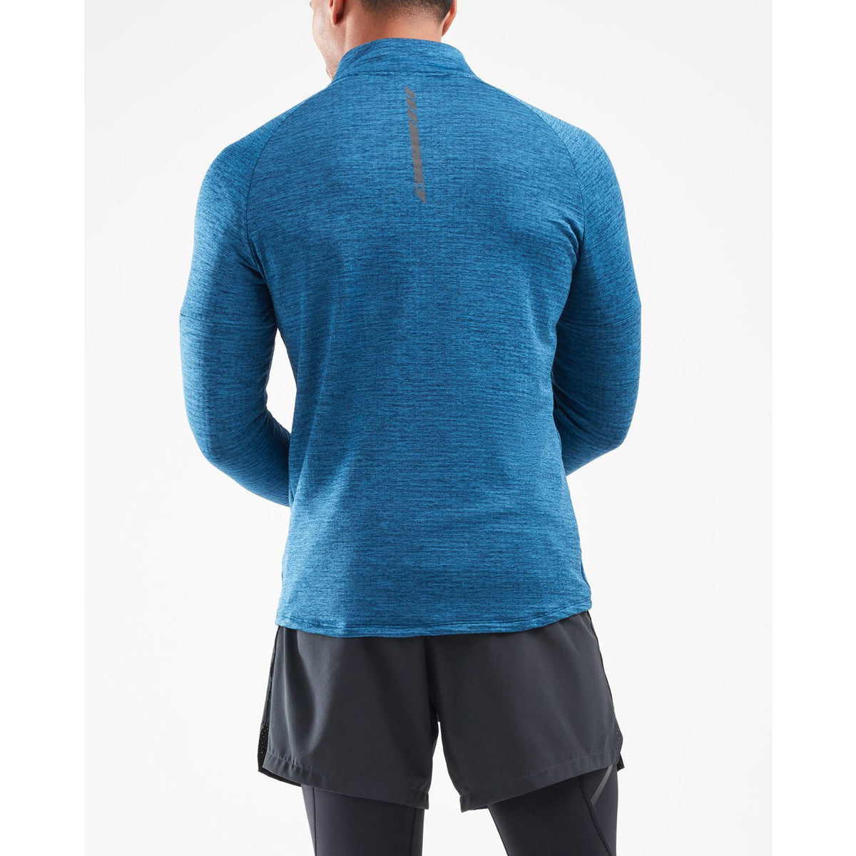 2XU Mens PURSUIT Thermal 1/4 Zip Top - Sole Motive