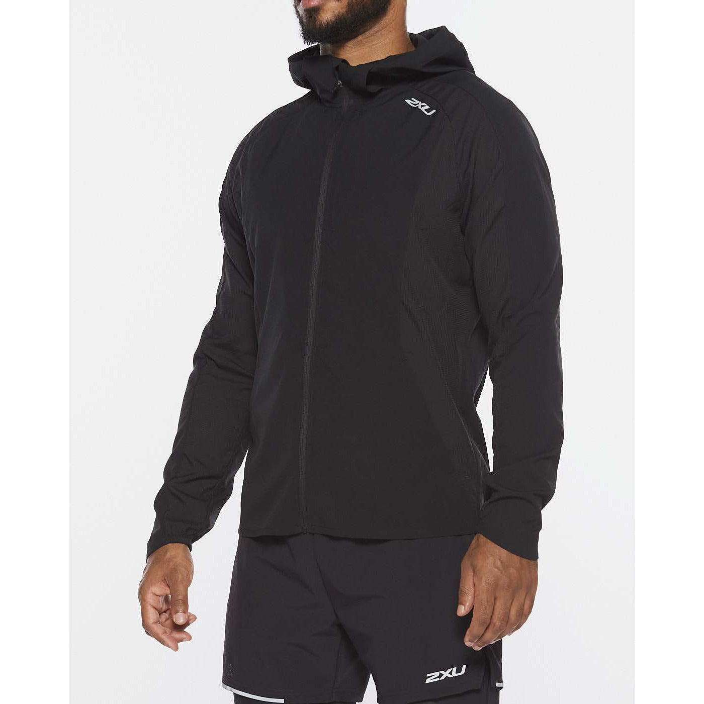 2XU Mens XVENT Jacket - Sole Motive
