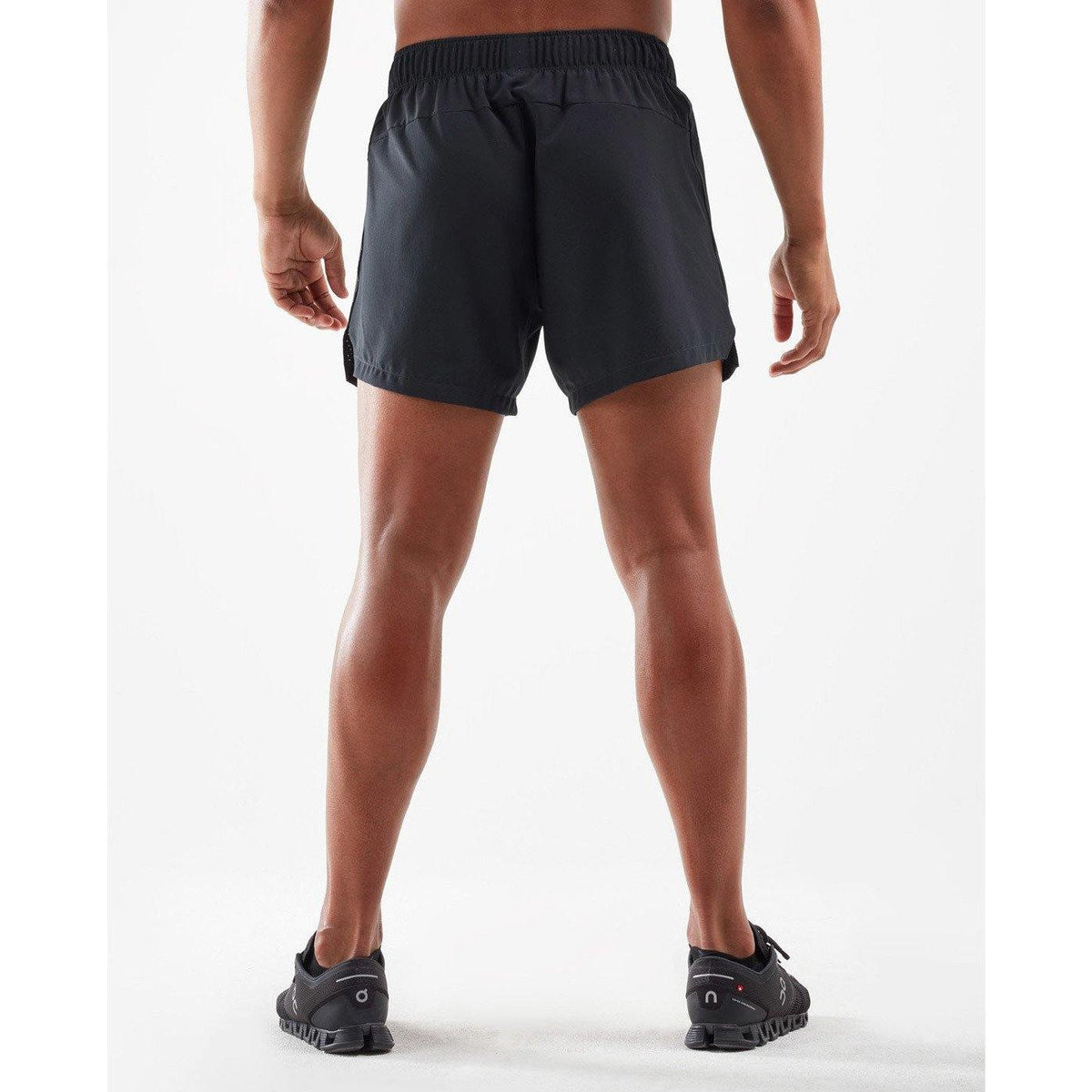 2XU Mens XCTRL 5 Inch Short