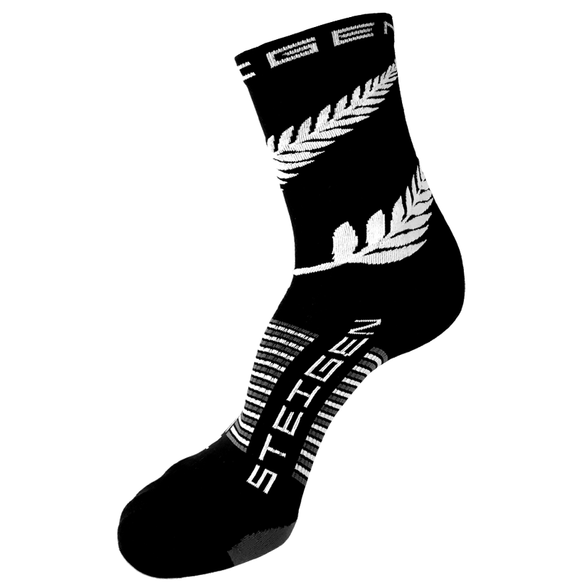 Steigen 3/4 Length Running Socks