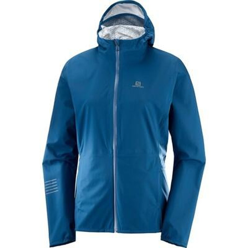 Salomon Lightning Waterproof Womens Jacket - Sole Motive