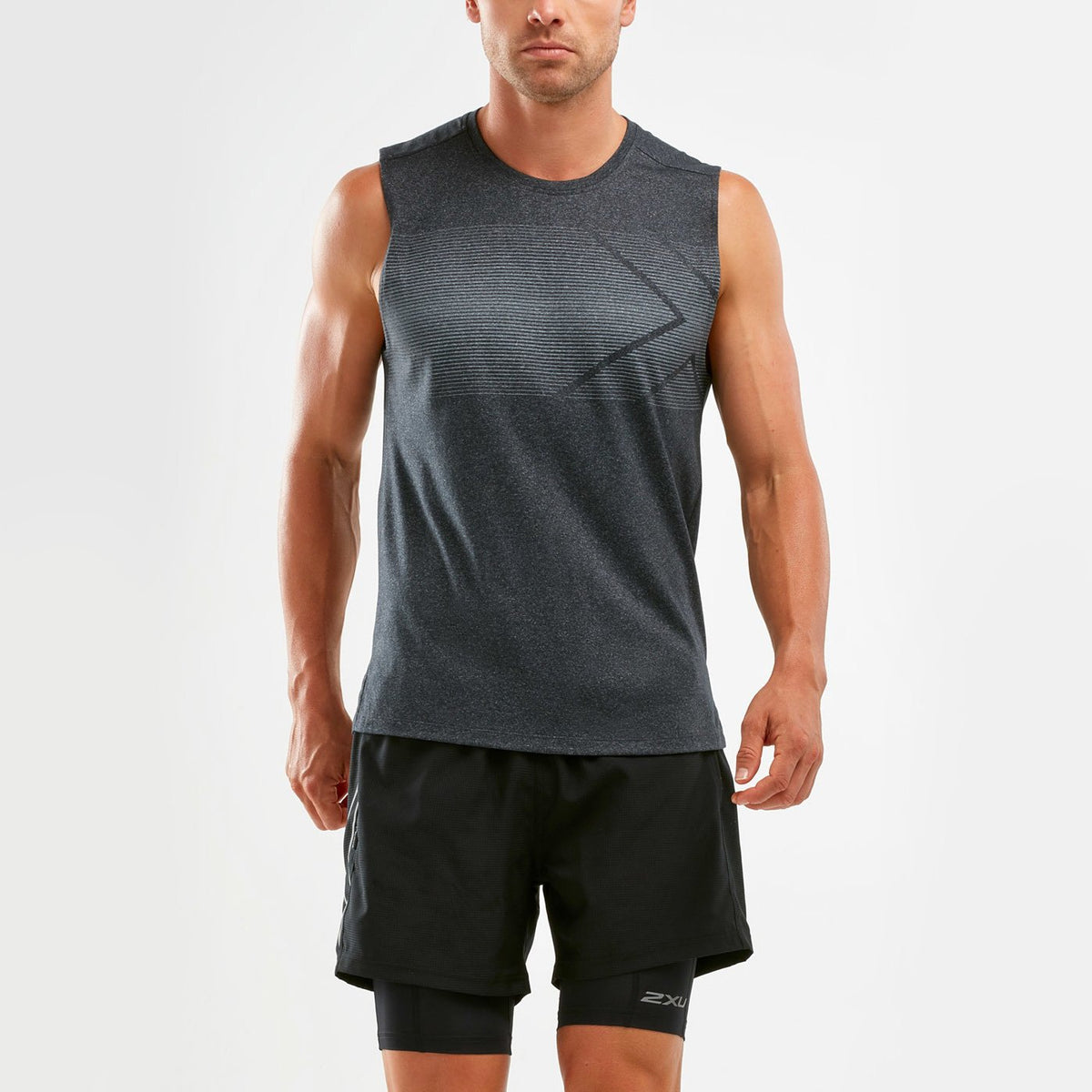 2XU Training Tank MENS - Sole Motive
