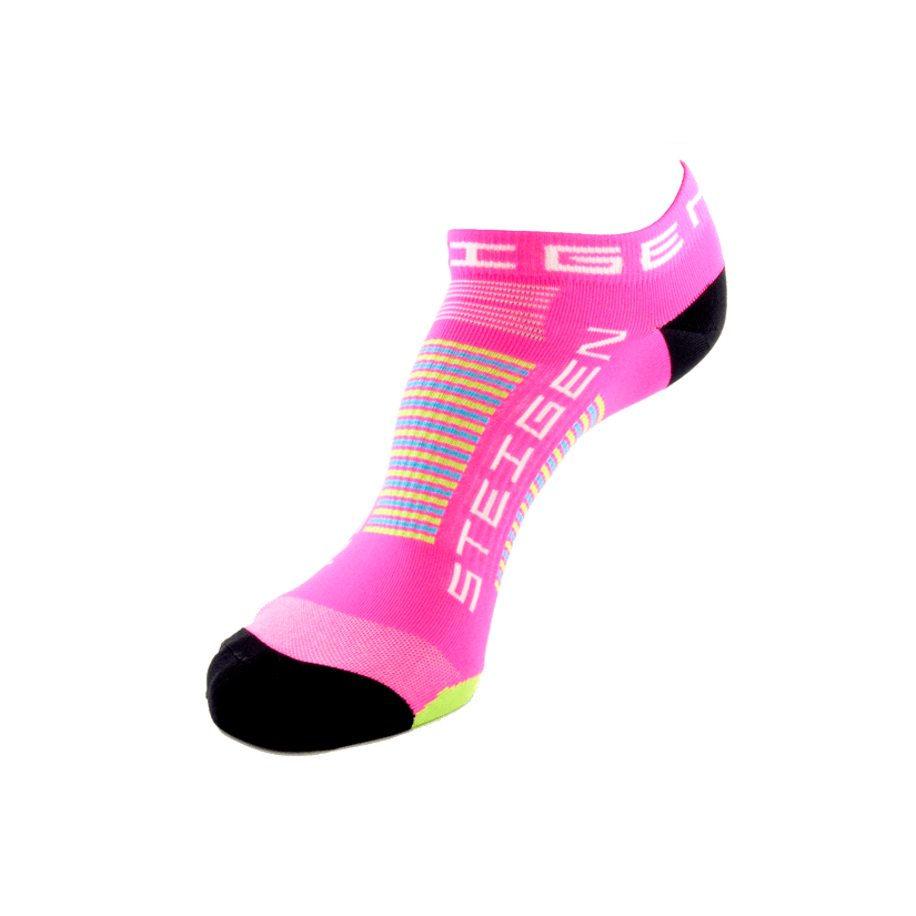 Steigen Zero Length Running Socks - Sole Motive