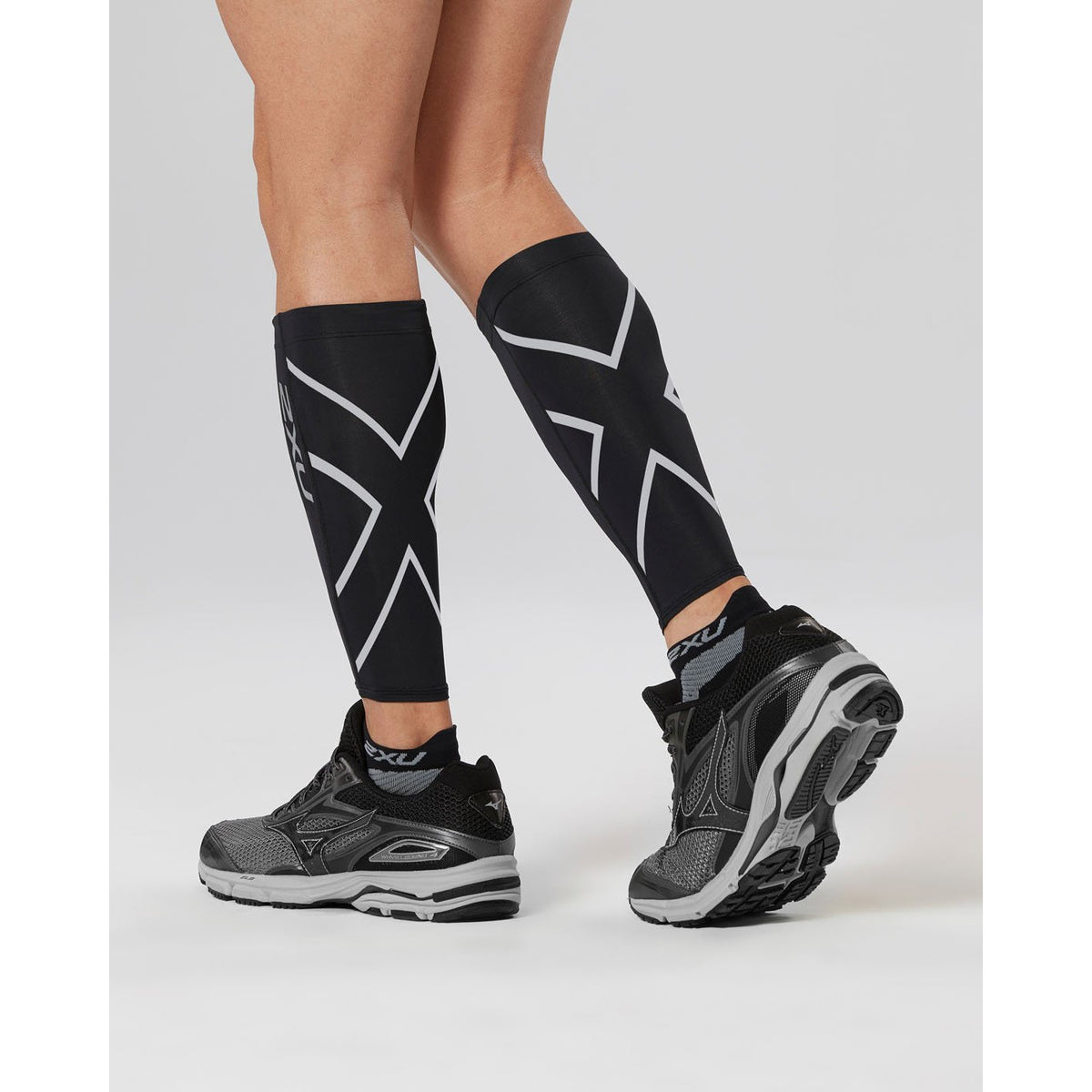2XU Unisex Compression Calf Guards - Sole Motive