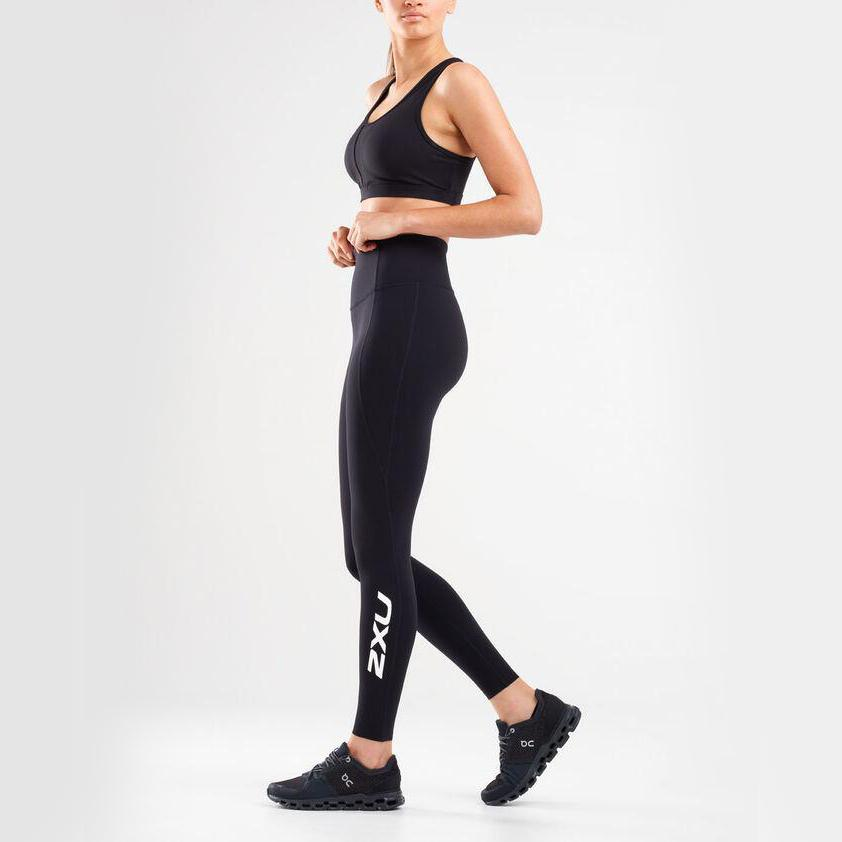 2XU Womens Fitness New Heights Comp Tight - Sole Motive