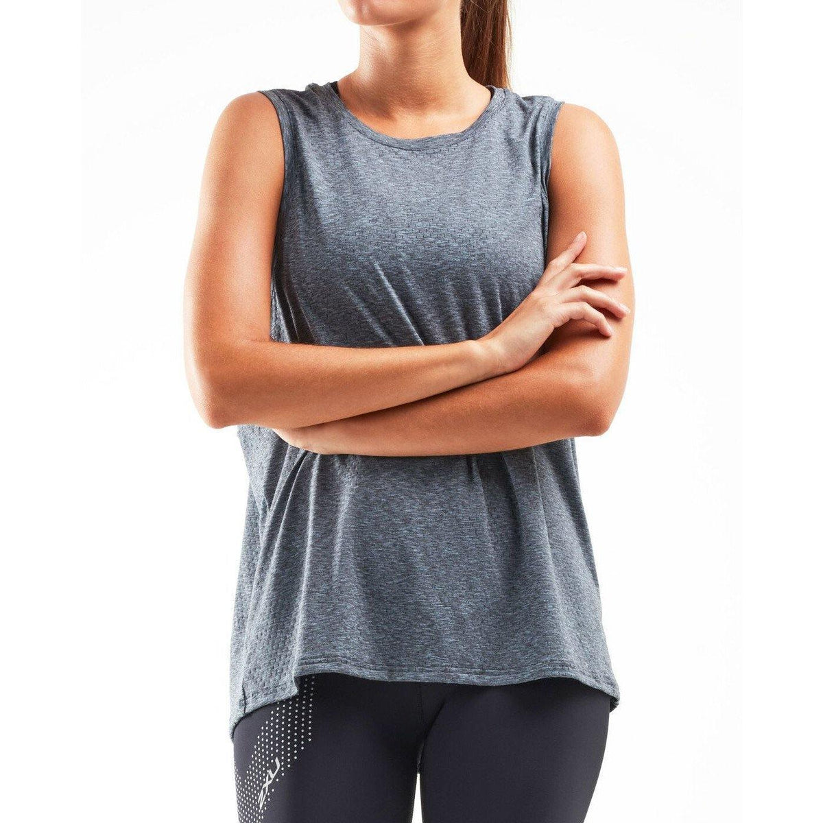 2XU Womens XCTRL Perforated Singlet
