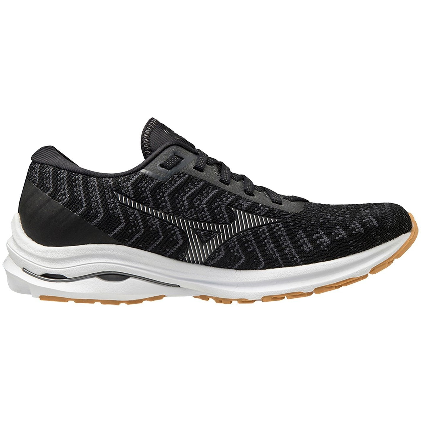 Mizuno Wave Rider 24 Waveknit Womens - Sole Motive