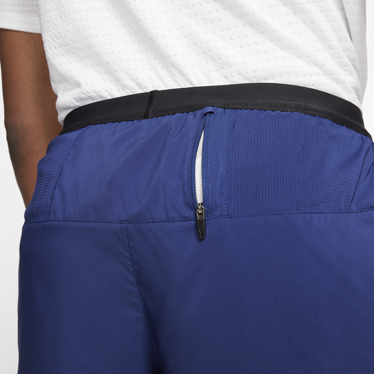 Nike Mens Flex Stride Blue Ribbon Sports Shorts
