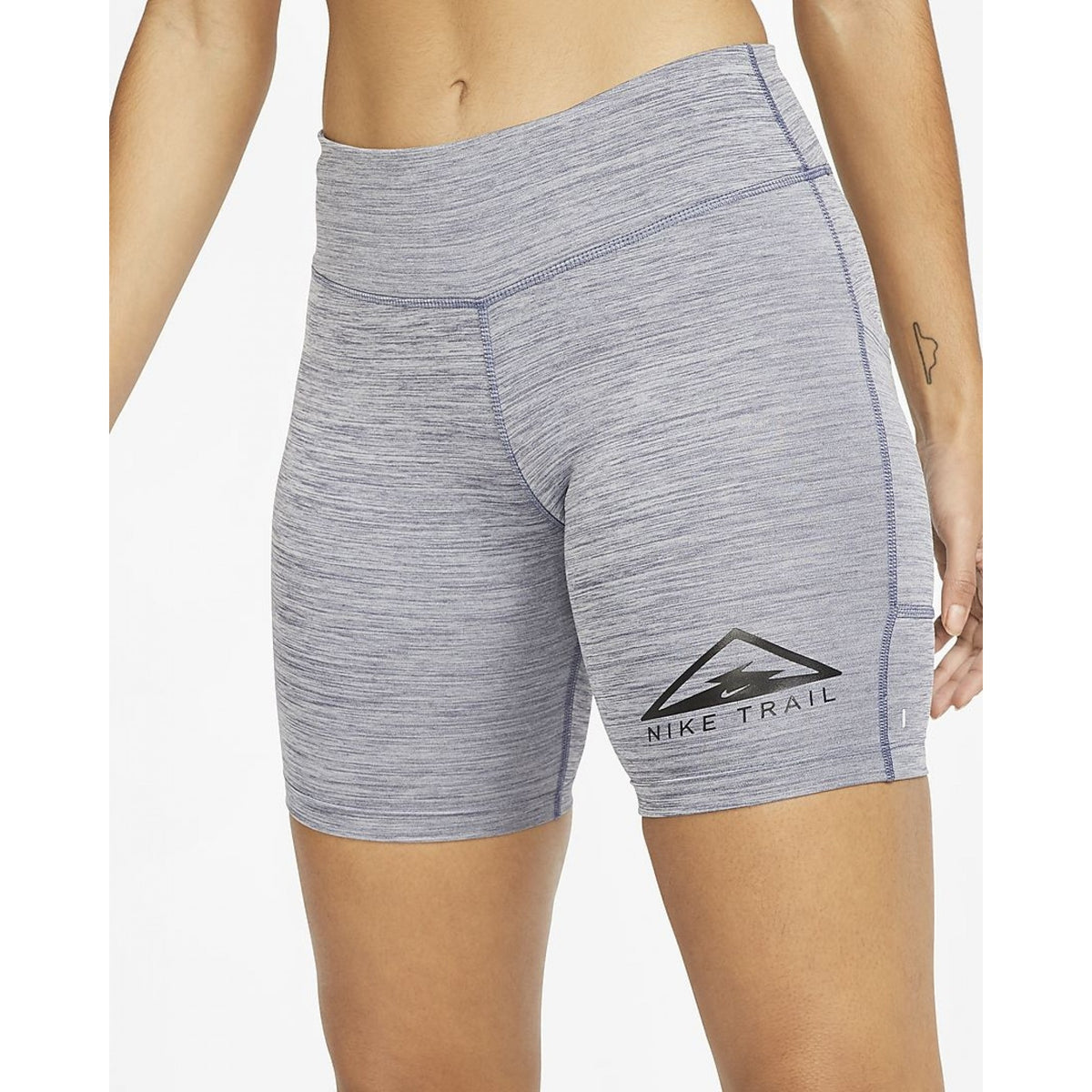 Nike Womens Fast Trail 7 Inch Shorts