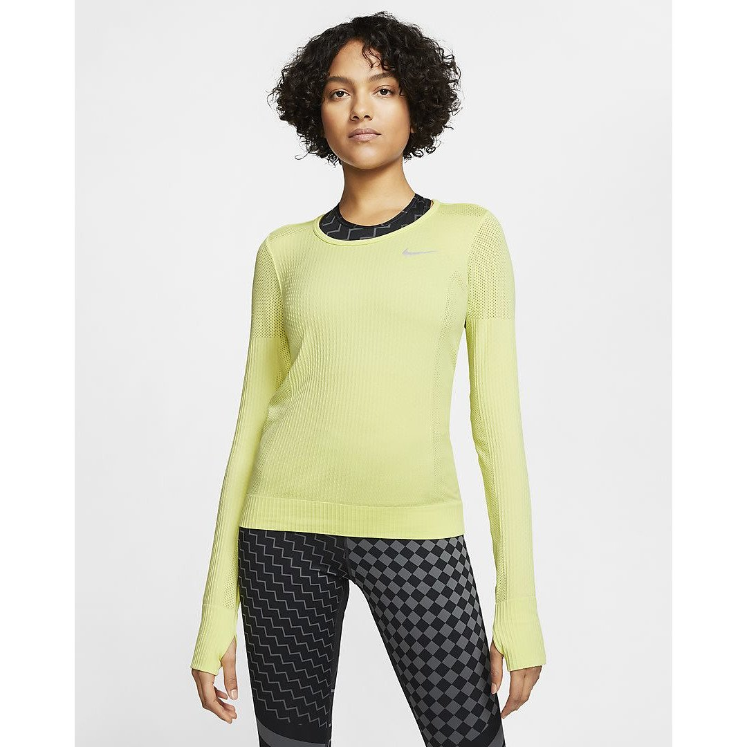 Nike Womens Infinite Long Sleeve Running Top - Sole Motive