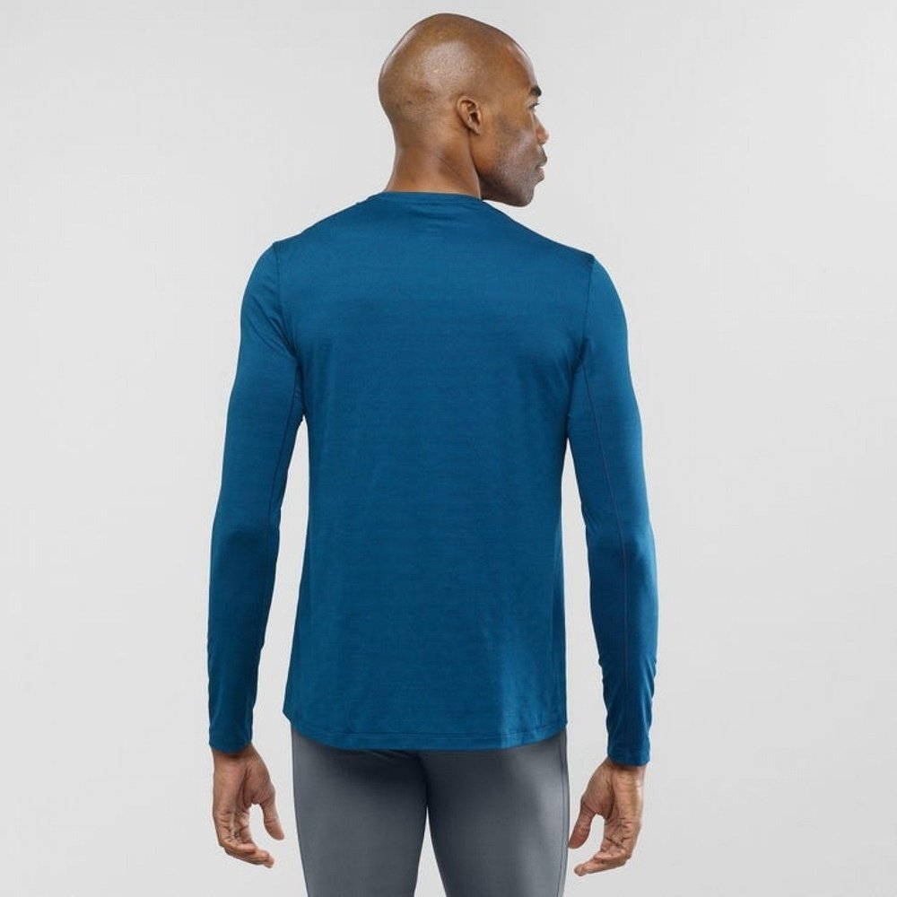 Salomon XA Long Sleeve Mens Top - Sole Motive