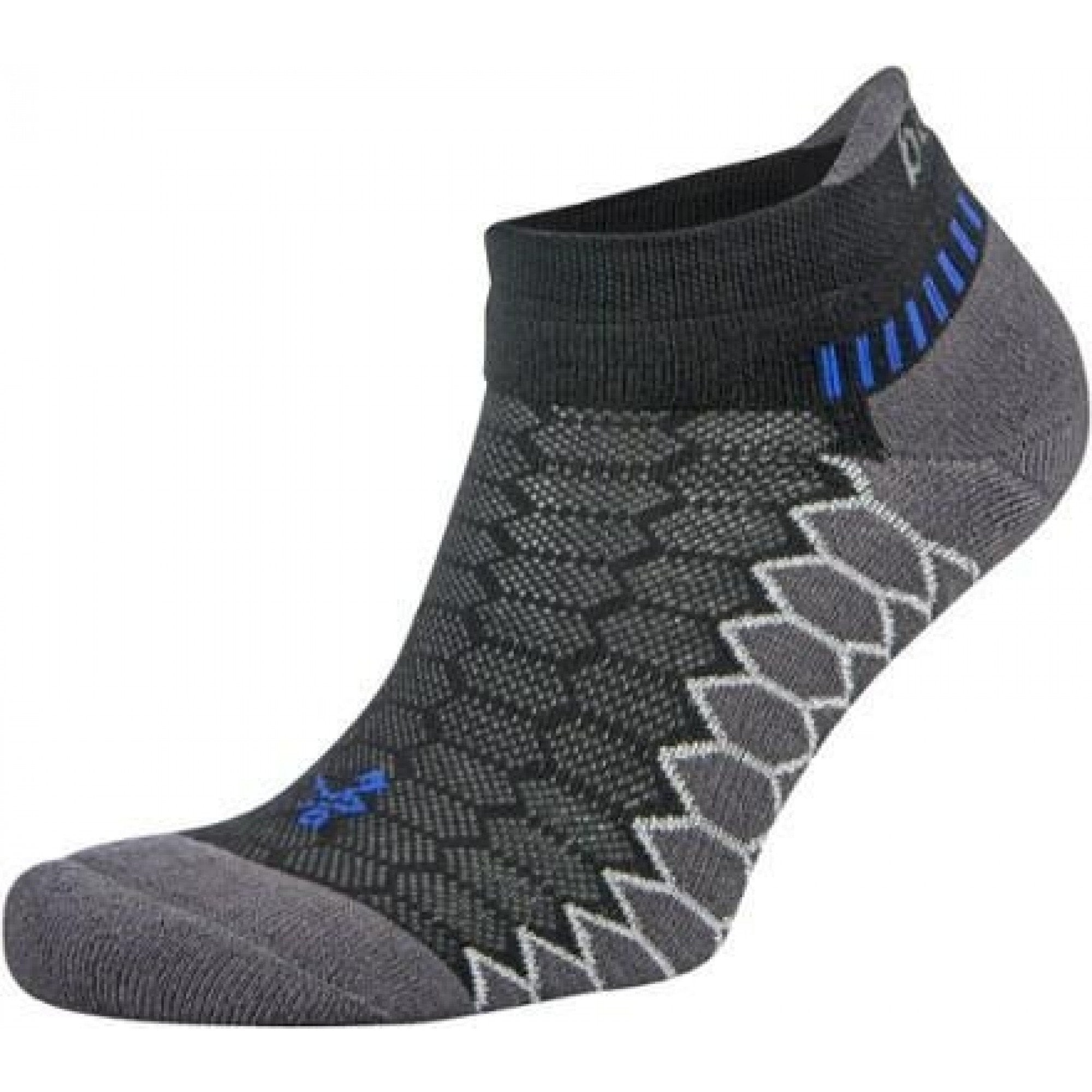 Balega Silver No Show Socks - Sole Motive