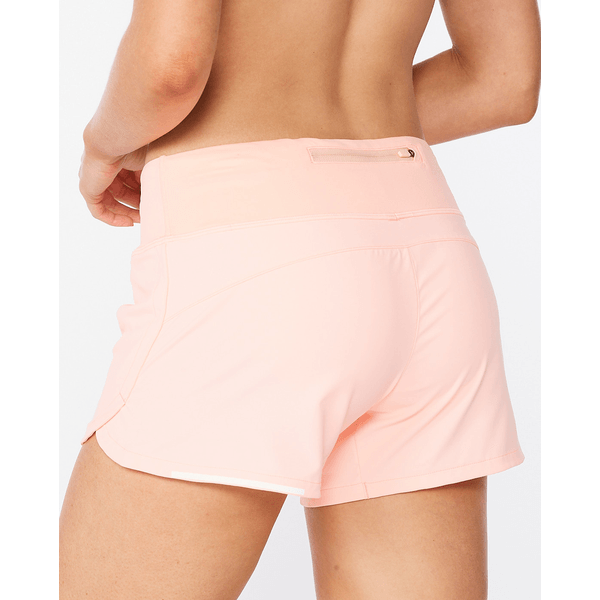 2XU Womens Aero 4 Inch Shorts