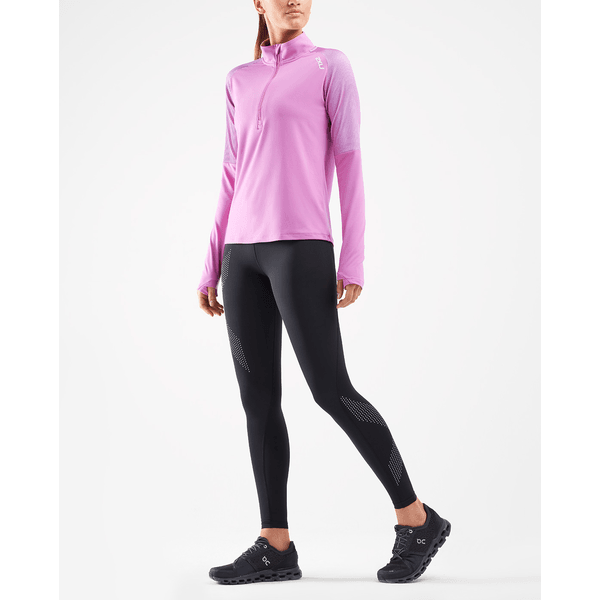 2XU Womens GHST 1/2 Zip Top
