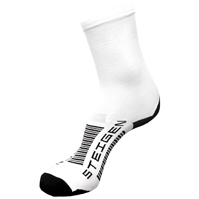 Steigen 3/4 Length Running Socks - Sole Motive