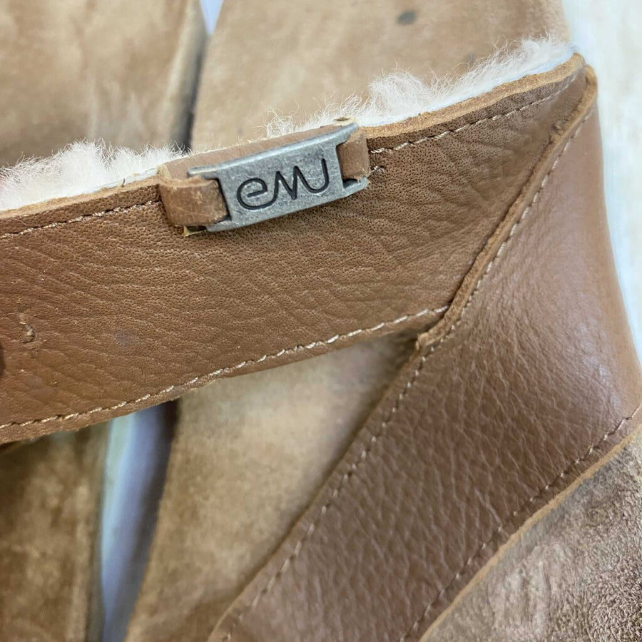 EMU Shoes Brown 8