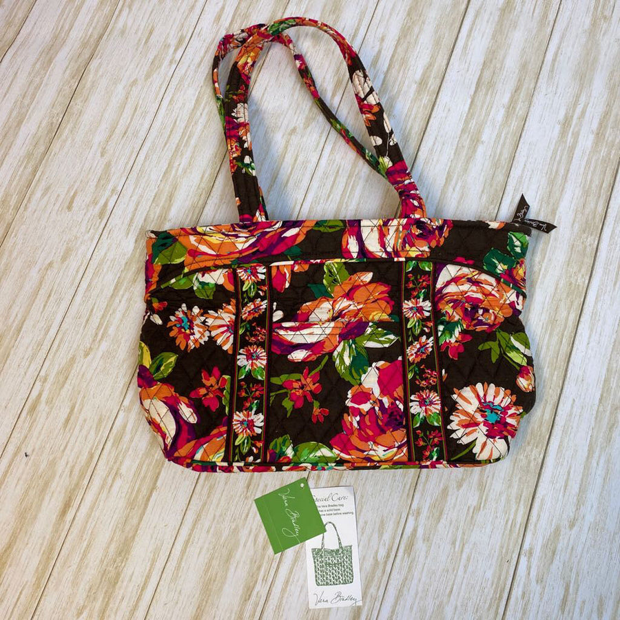 Vera Bradley Handbags Brown