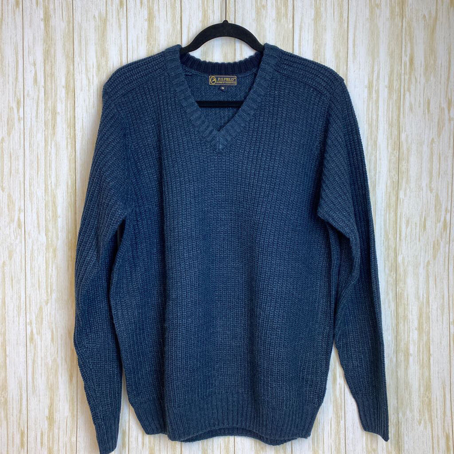 P.G. Field Sweater Blue M