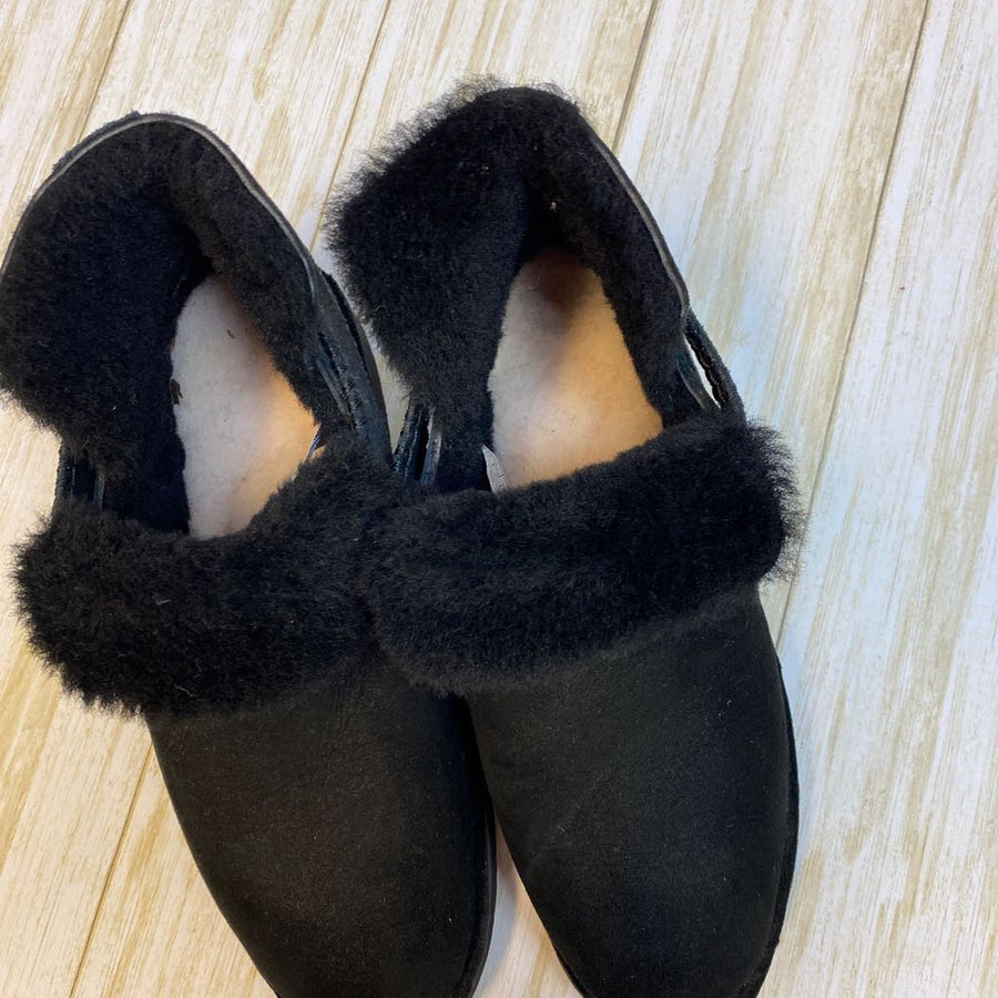 Ugg Shoes Black 8