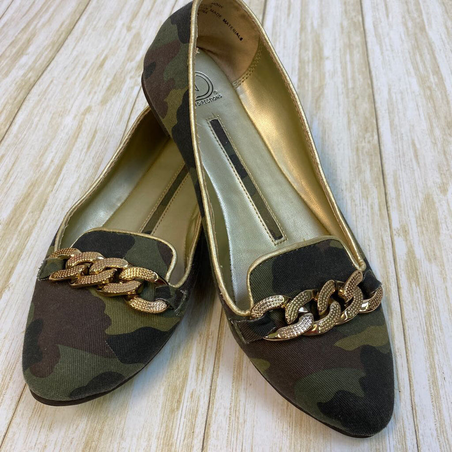 New Directions Flats Camo 8