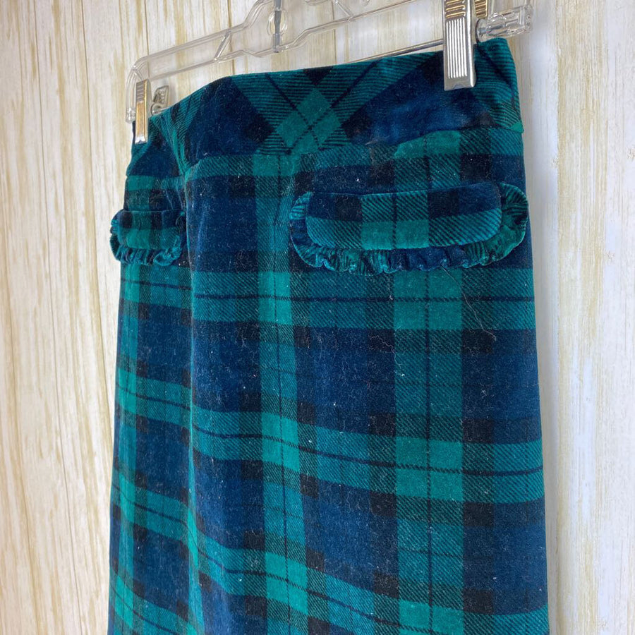 Talbots Skirt Green 12