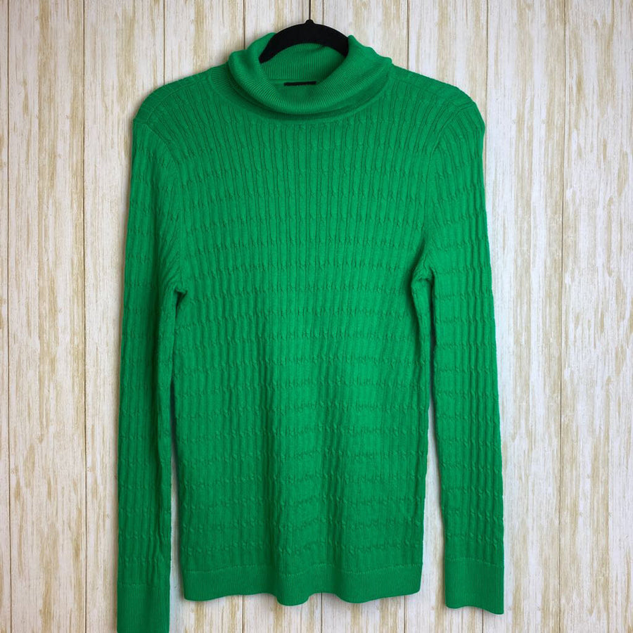 Talbot's Sweater Green L
