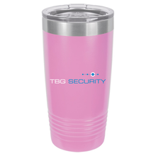 Load image into Gallery viewer, TBG Security Tumbler 20oz