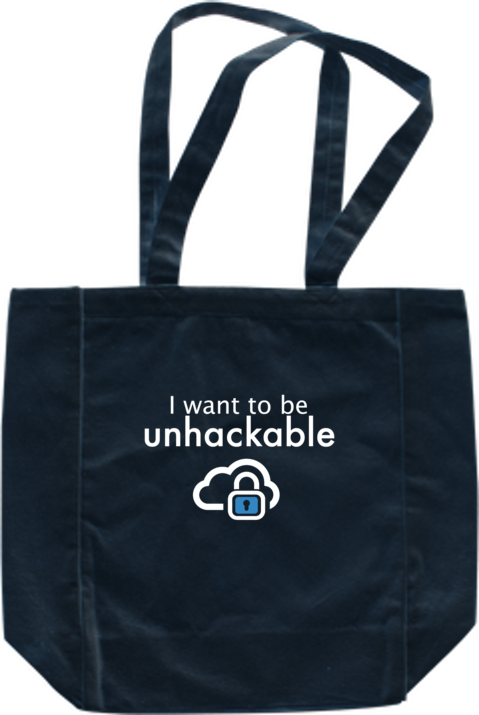 Unhackable bag