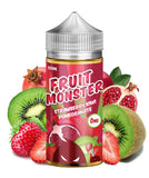 Fruit Monster Strawberry Kiwi Pom