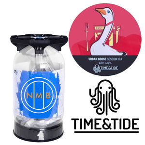 Time & Tide Brewery - Urban Goose - Session IPA 30L Keykeg