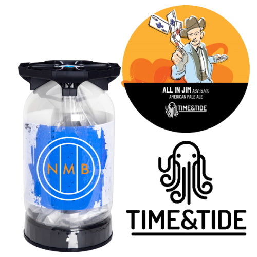 Time and tide - All in Jim APA