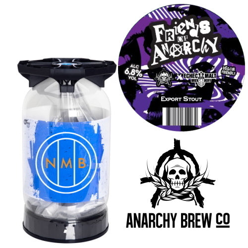 Anarchy Brew Co - Friends of Anarchy Export Stout