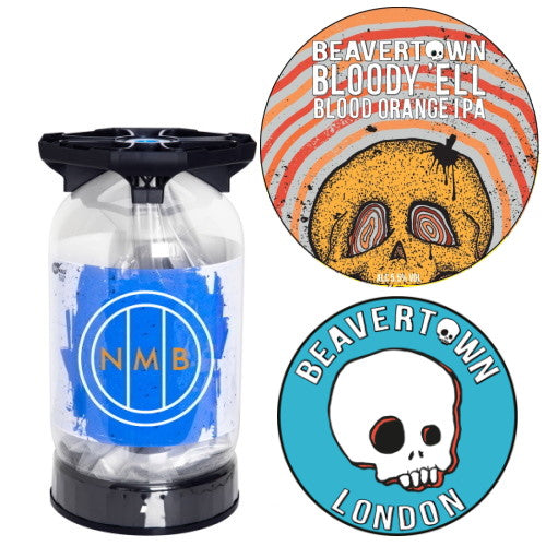 Beavertown - Bloody 'Ell - Blood Orange IPA - 30L Keykeg