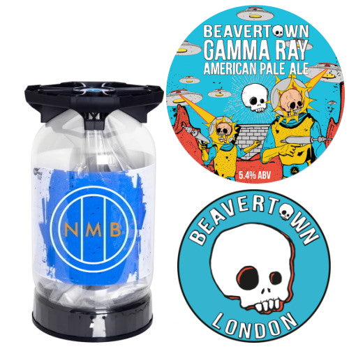 Beavertown - Gamma Ray - American Pale Ale - 30L Keykeg