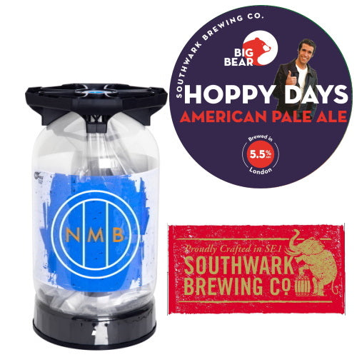 Southwark Brewing Co - Hoppy Days - American Pale Ale - 30L Keykeg