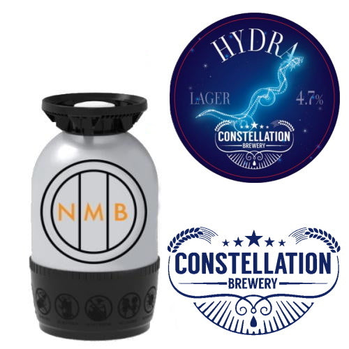 Constellation brewery Hydra lager keg