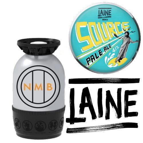 Laine Brew Co - Source - Pale Ale - 12L Polykeg