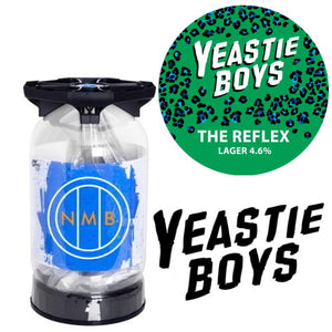 Yeastie boys the reflex lager keg