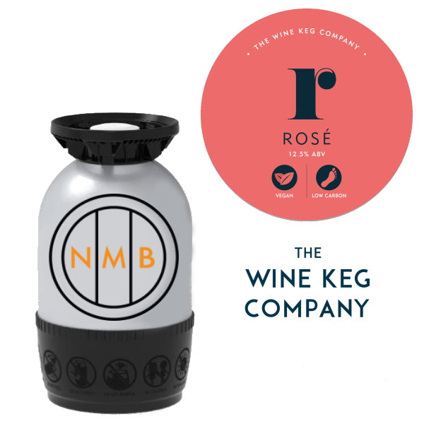 Rosé | The Wine Keg Co - 20 Litre - Polykeg (Sankey)