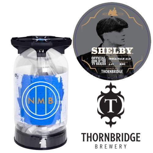 Thornbridge Brewery - Shelby - British IPA 30L Keykeg