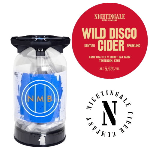 Nightingale Cider Company - Wild Disco Cider