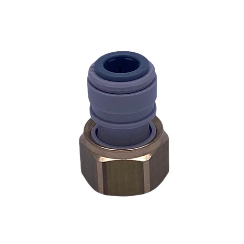 Keg coupler fitting product