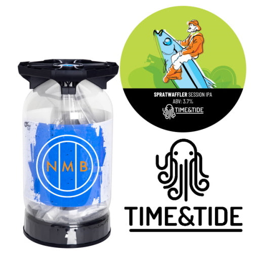 Time and Tide Spratwaffler IPA