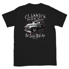 Classics Never Get Old T-Shirt From MotrHedz