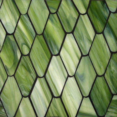 Custom Tile Pattern: Snake Skin