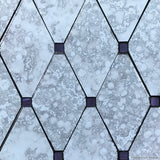 Custom Tile Pattern: Antique Diamonds & Dots