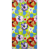 Spring Floral Large Bath Towel