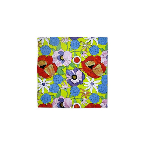 Spring Meadow Floral Cloth Napkins (pair)