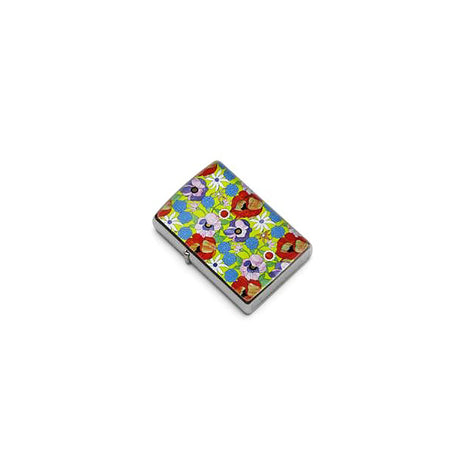 Spring Meadow Floral Zippo Lighter